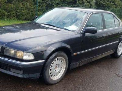 gebraucht BMW 740 Tüv bai Kauf neu