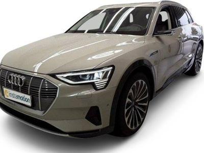 gebraucht Audi E-Tron eTron55 Q UPE110 V-SPIEGEL PANO BuO LM21 KONTURSITZE