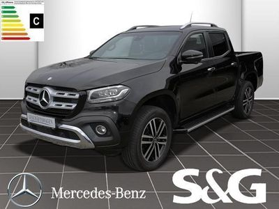 used Mercedes X250 d 4MATIC POWER EDITION AHK