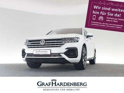 gebraucht VW Touareg 3.0 V6 TDI Tiptronic R-Line Panorama