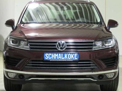 gebraucht VW Touareg TDI3.0V6 SCR DPF ExecEdit Stdhz eSAD XenNavLeder