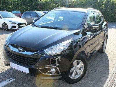 gebraucht Hyundai ix35 Style 1.7 CRDI DPF 2WD *Klimaautomatik*