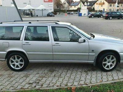 gebraucht Volvo V70 I 1998 2435ccm, 144 PS Bi-Fuel L... als Kombi in Landshut