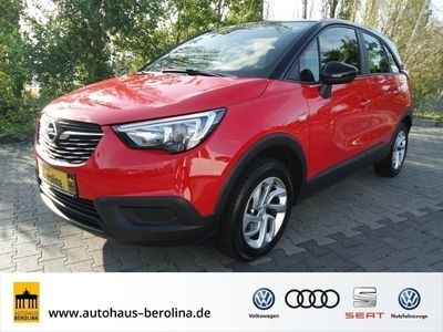 gebraucht Opel Crossland X 1.2 Turbo Edition S/ Aut. *KLIMA*