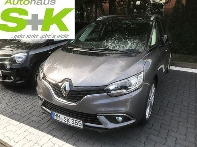 gebraucht Renault Grand Scénic LIMITED Deluxe BLUE dCi 120 EDC 7 S