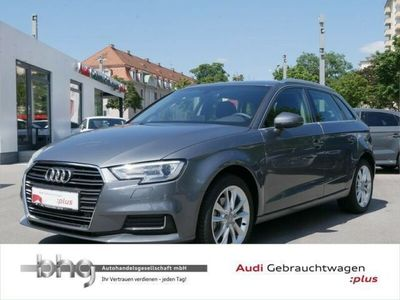 gebraucht Audi A3 Sportback Design 1.5 TFSI s-tronic