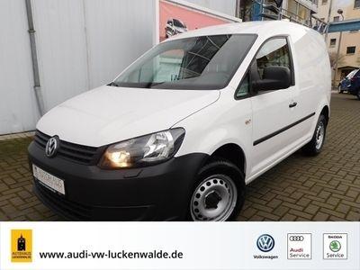 gebraucht VW Caddy Kasten 1.6 TDI EcoProfi *KLIMA*PDC*SHZ*