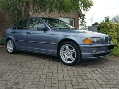 gebraucht BMW 320 E46 d Limousine 136 PS Diesel