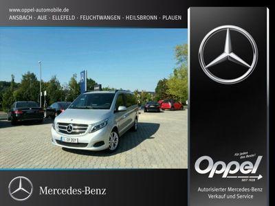 gebraucht Mercedes 250 V-Klasse EDITIONBlueTEC Lang Sportpaket LED
