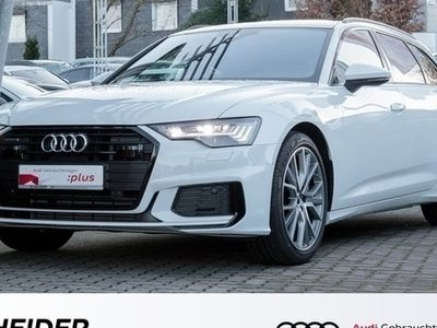 gebraucht Audi A6 Avant 45 TFSI qu 2 x S line Navi HD-Matrix Pano