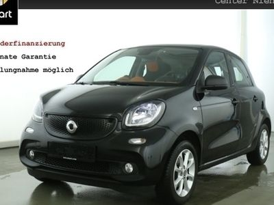 käytetty Smart ForFour 52kW passion cool&Media SHZ Pano LED PDC