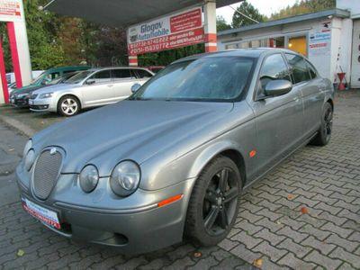 gebraucht Jaguar S-Type 4.2 V8 R*AUTO*PDC*S.DACH*