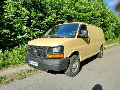 gebraucht Chevrolet Express 3500 Cargo Adventure Mobile