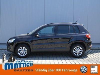 gebraucht VW Tiguan 2.0 TDI BMT AHK/FREESTYLE/PDC/SHZ/CLIMATR