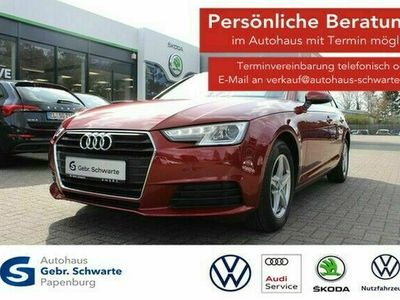 gebraucht Audi A4 Avant 1.4 TFSI Xenon Navi Klimaautomatik