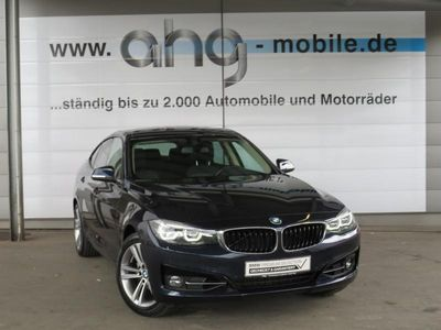 gebraucht BMW 320 Gran Turismo i Sport Line Automatic Business Package Navi Prof. LED Head Up Autom.