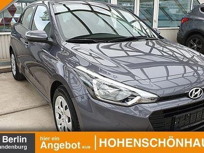 used Hyundai i20 1.0 T-GDi Trend Klima+Navi+Einparkhilfe