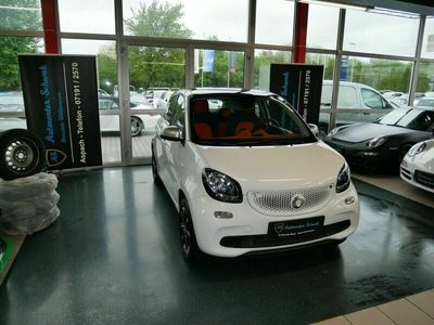 gebraucht Smart ForFour PASSiON-PANORAMADACH-TEMPOMAT-31000KM