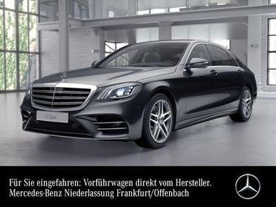 gebraucht Mercedes S400 d L AMG 360° Multibeam Burmester Distr. PTS