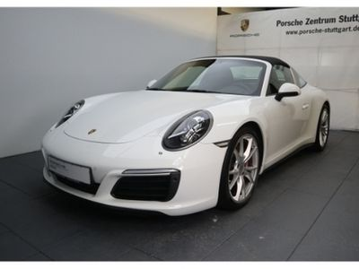 gebraucht Porsche 911 Targa 4S 991 Sportabgasanlage BOSE PDLS