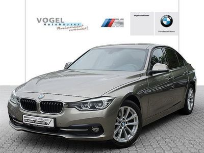 gebraucht BMW 320 d Limousine Sport Line