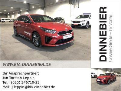 gebraucht Kia pro_cee'd 1.4T GT-Line *Navi*Leder*Technologie*18Zoll* Vorführwagen, bei Autohaus Dinnebier GmbH