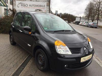 gebraucht Renault Modus Initiale 1.6 EURO 4*KLIMA*LEDER*PANO-DACH*