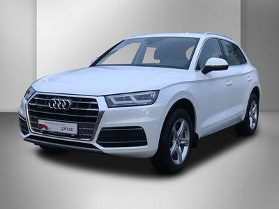 gebraucht Audi Q5 40 TDI S-tronic quattro sport AHK LED ACC Stand