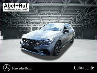 gebraucht Mercedes C300 d T-AMG-Night Paket-Distroníc-Rückfahrkame