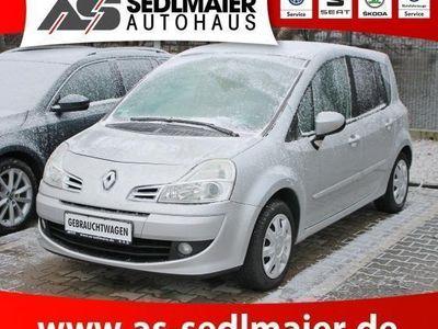 gebraucht Renault Grand Modus 1.2 16V Dynamique EFH 8 fach bereift