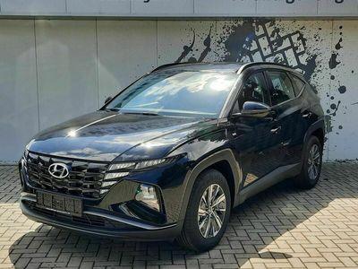 gebraucht Hyundai Tucson AT M.Hybrid/Navi/Klimauto/SHZ/Kamera