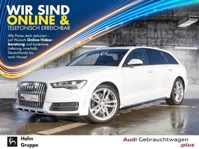 gebraucht Audi A6 Allroad quattro 3.0TDI qu.S-trc EU6 LED Navi Pano CAM