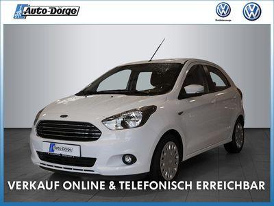 gebraucht Ford Ka TSI COOL&SOUND+SITZHEIZUNG+EL. SPIEGEL EU6
