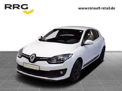 gebraucht Renault Mégane III 3 1.6 16V 110 AUTHENTIQUE Limousine