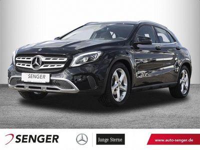 gebraucht Mercedes GLA180 **Urban**7G-DCT**Navi**LED**Parktronic** Fahrzeuge kaufen und verkaufen