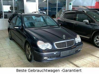 gebraucht Mercedes C270 CDI T Avantgarde**SHZ*Automatik*