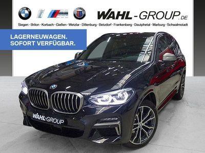gebraucht BMW X3 M40i   UPE 87.450,00 EUR