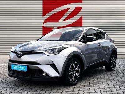 gebraucht Toyota C-HR Hybrid Style 1.8 Leder Keyless e-Sitze ACC Parklen