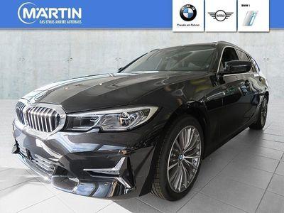 gebraucht BMW 320 d Touring Luxury Line DAB WLAN Komfortzg. Pano.Dach HUD Laserlicht
