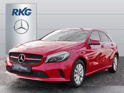 gebraucht Mercedes A180 d Style*Navi*Parkassistent*Kamera*Sitzheiz