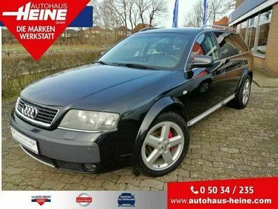 gebraucht Audi A6 Allroad 4.2 V8|RECARO|XENON|AHK|LEDER|NAVI|PDC|SHZ