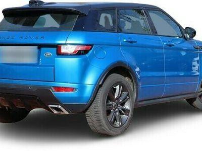 gebraucht Land Rover Range Rover evoque Range Rover Evoque TD4 SE Dynamic Automatik
