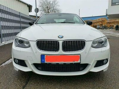 gebraucht BMW 325 Cabriolet d A M-Sport