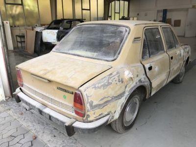 gebraucht Skoda 105 SL Teil Restauriert