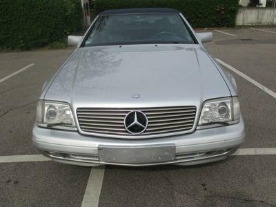 gebraucht Mercedes SL320 W129 Voll Leder