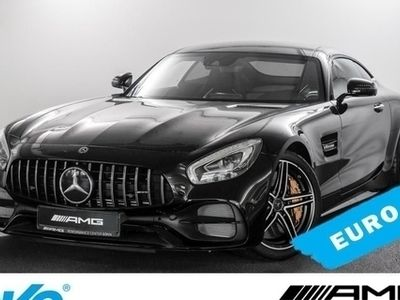 gebraucht Mercedes AMG GT C Sitzklima*Carbon*Burmester 3D*Distronic