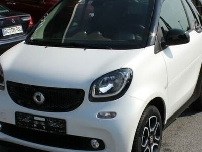 gebraucht Smart ForTwo Cabrio COOL&AUDIO-PAKET+DAB+SHZ+LM