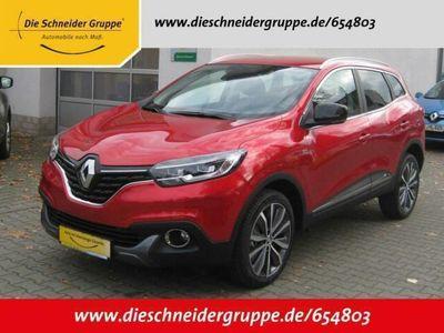 gebraucht Renault Kadjar ENERGY dCi 130 4x4 BOSE Voll-LED NAVI