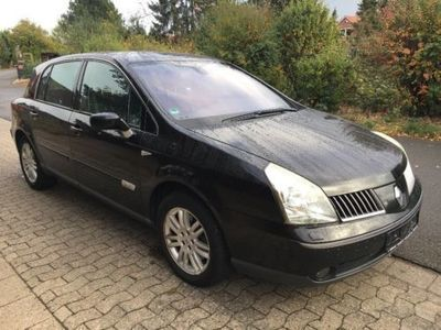 gebraucht Renault Vel Satis 2,0 Turbo Xenonlicht Tempomat 6 Gang Ahk Alufelg
