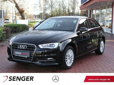 käytetty Audi A3 2.0 TDI Clean Diesel Ambiente Xenon-Plus Navi